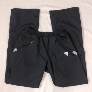 ADIDAS M dark blue slush pants